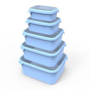 Kit de Potes Retangulares | Decora