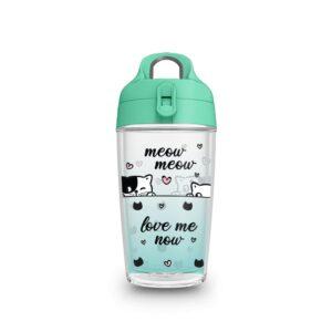 Garrafa Fit HX70 – Love Meow